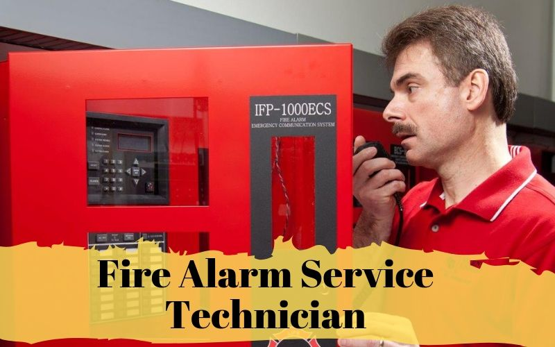 How to Become Fire Alarm Service Technician